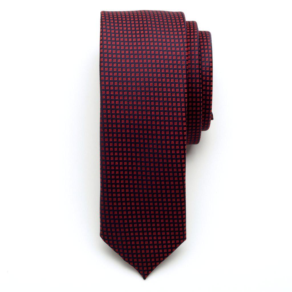 Krawat wąski (wzór 675)