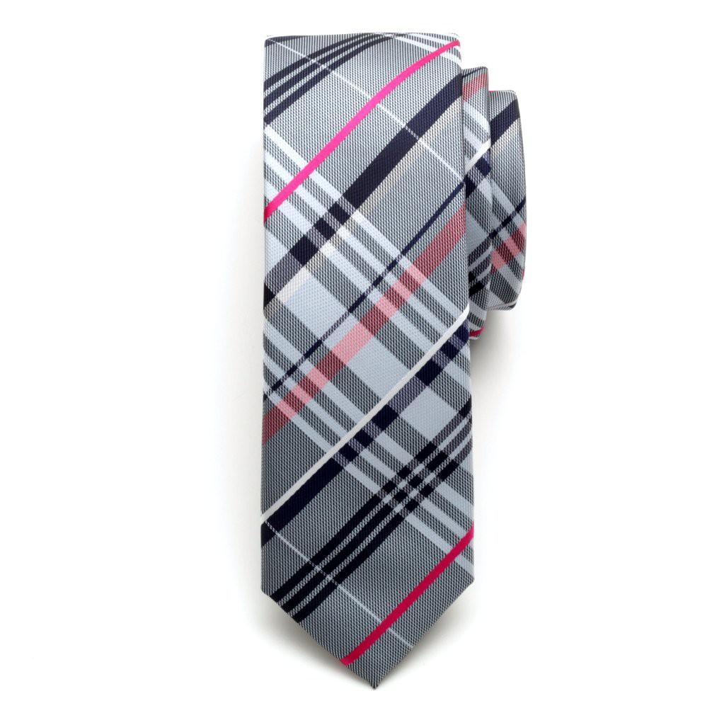 Krawat wąski (wzór 677)