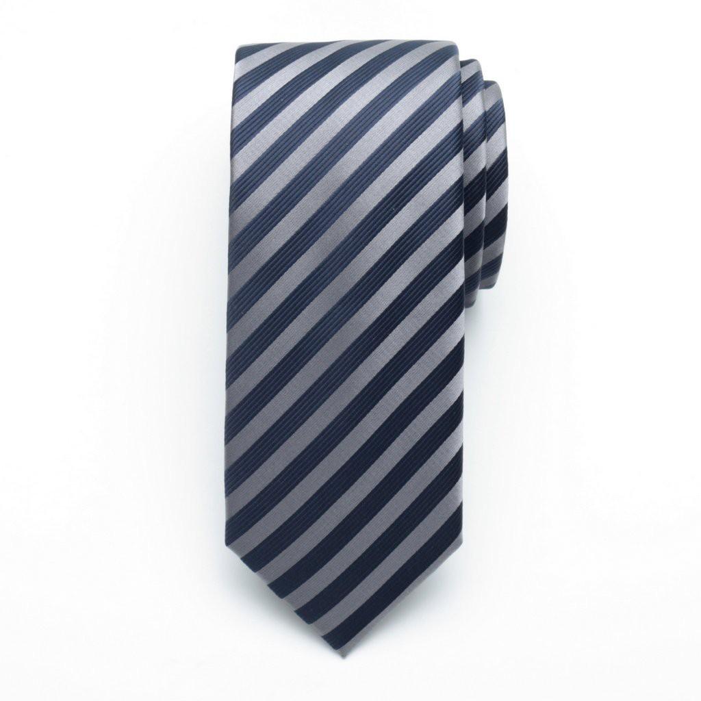 Krawat microfibra (wzór 245)