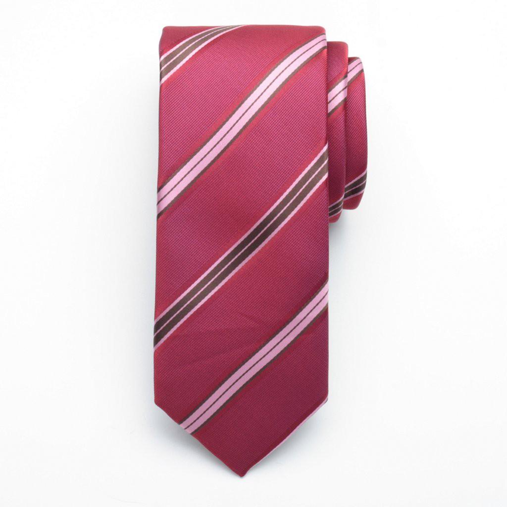 Krawat microfibra (wzór 256)
