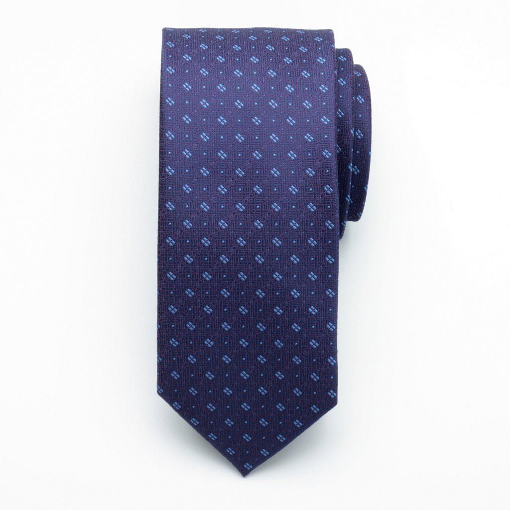 Krawat microfibra (wzór 258)