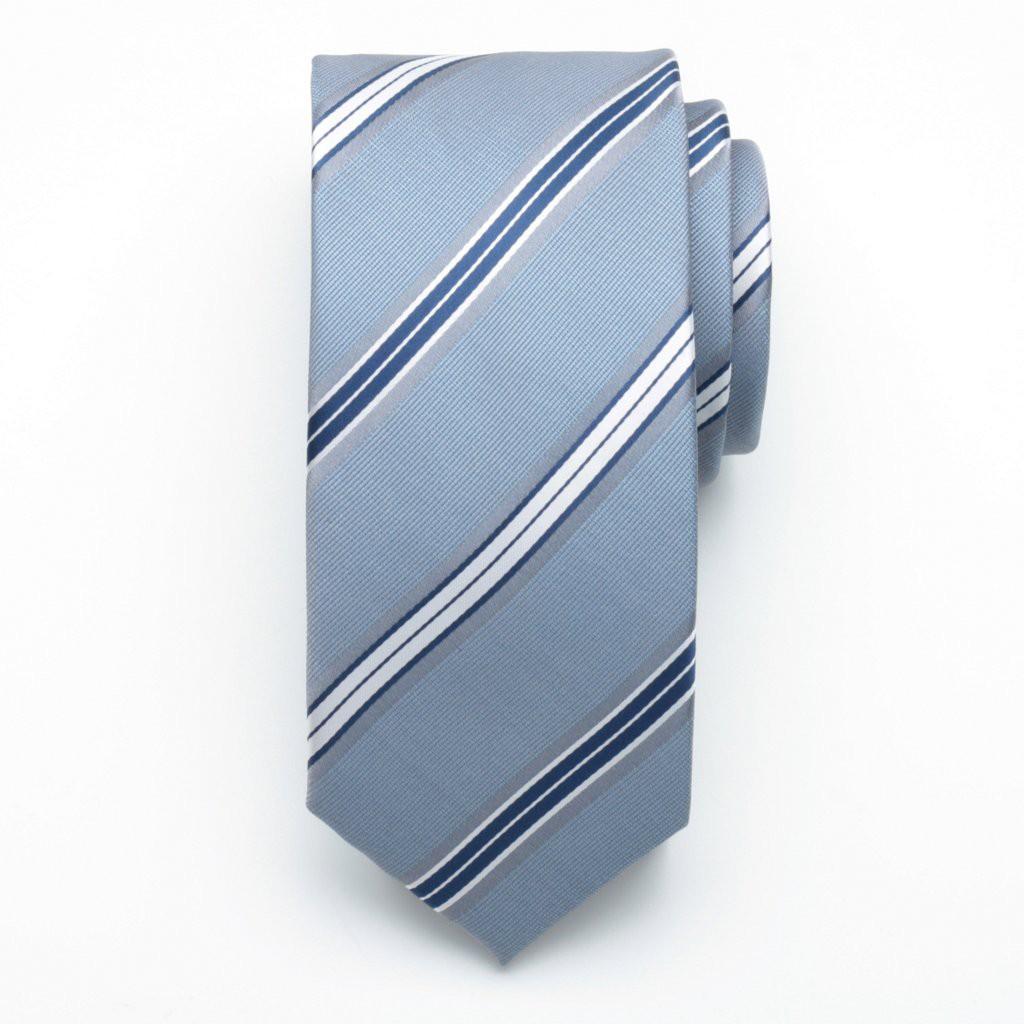 Krawat microfibra (wzór 284)