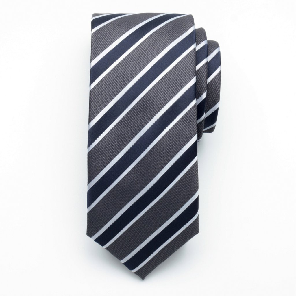Krawat microfibra (wzór 285)
