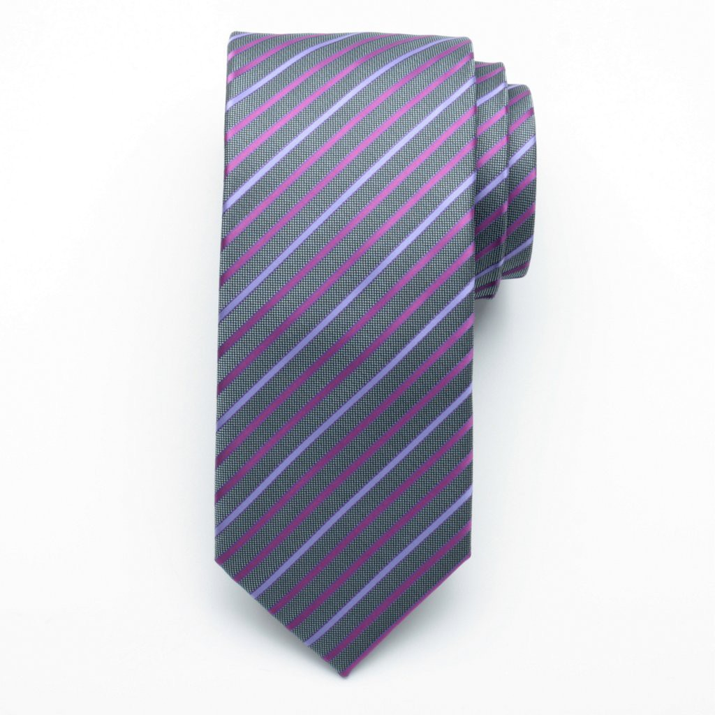 Krawat microfibra (wzór 323)