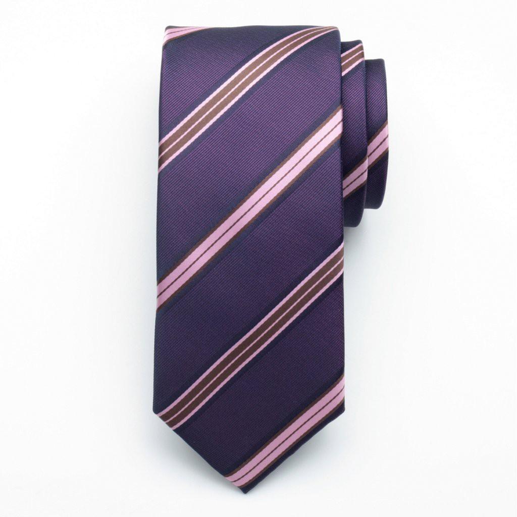 Krawat microfibra (wzór 325)