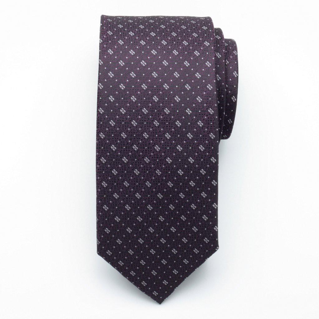 Krawat microfibra (wzór 334)