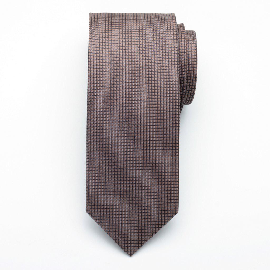 Krawat jedwabny (wzór 131)