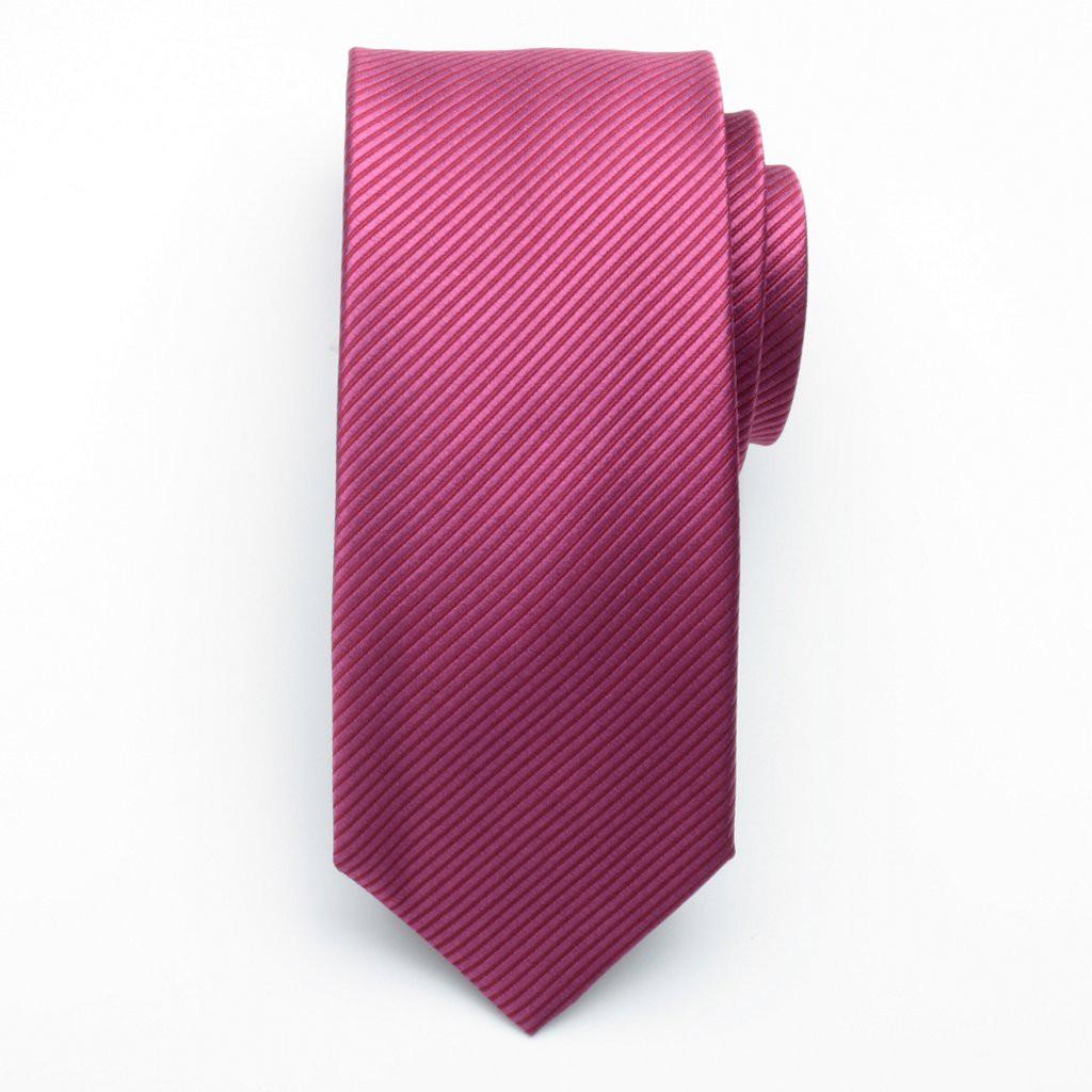 Krawat jedwabny (wzór 124)