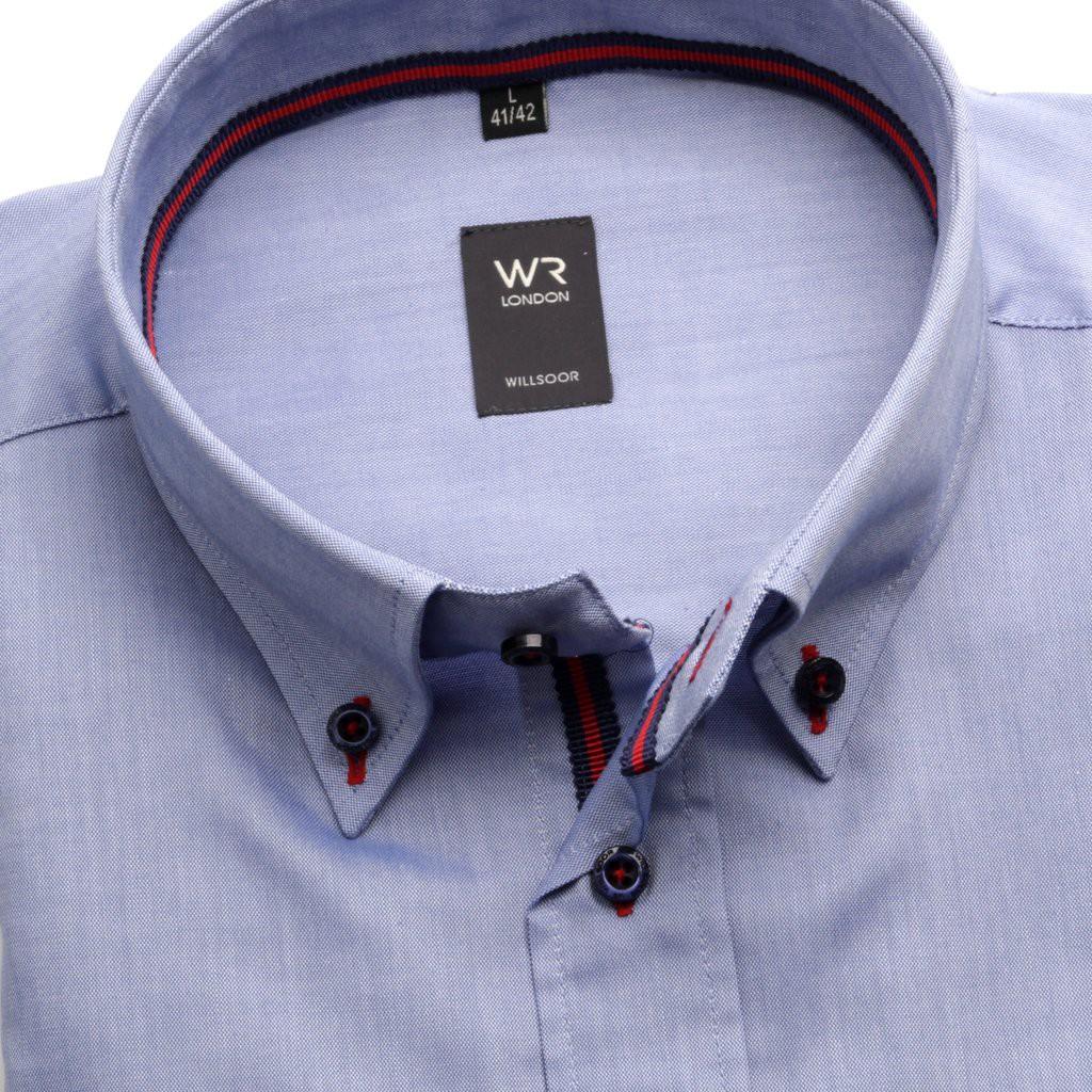 Klasyczna błękitna koszula