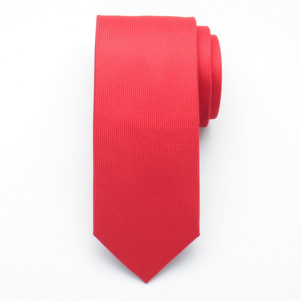 Krawat microfibra (wzór 411)