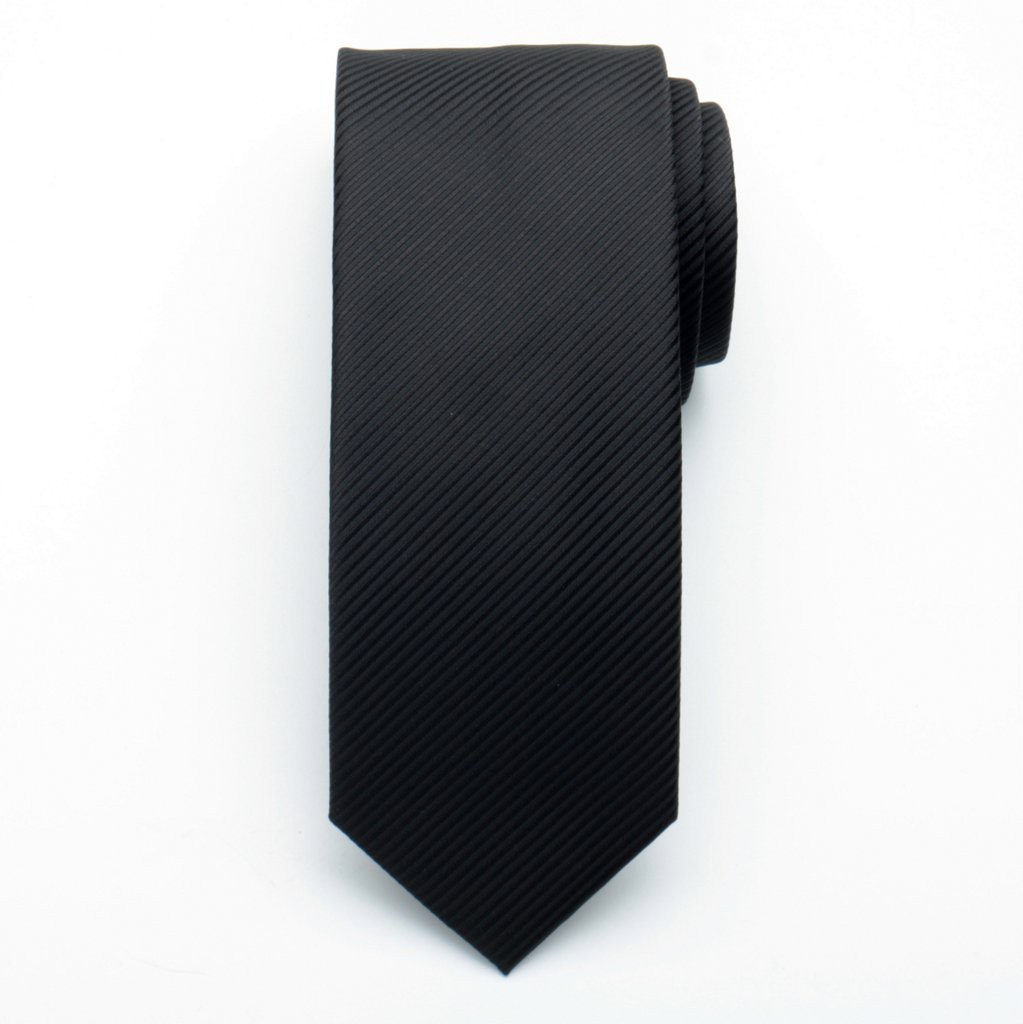 Krawat microfibra (wzór 413)