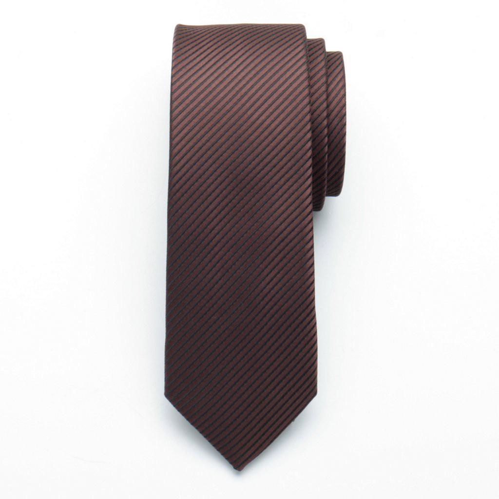 Krawat wąski (wzór 416)