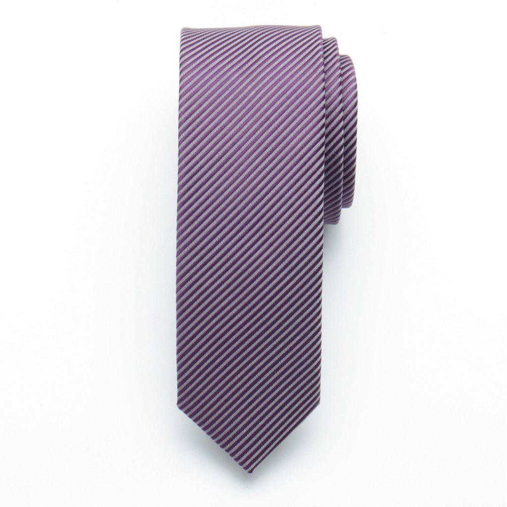 Krawat wąski (wzór 417)