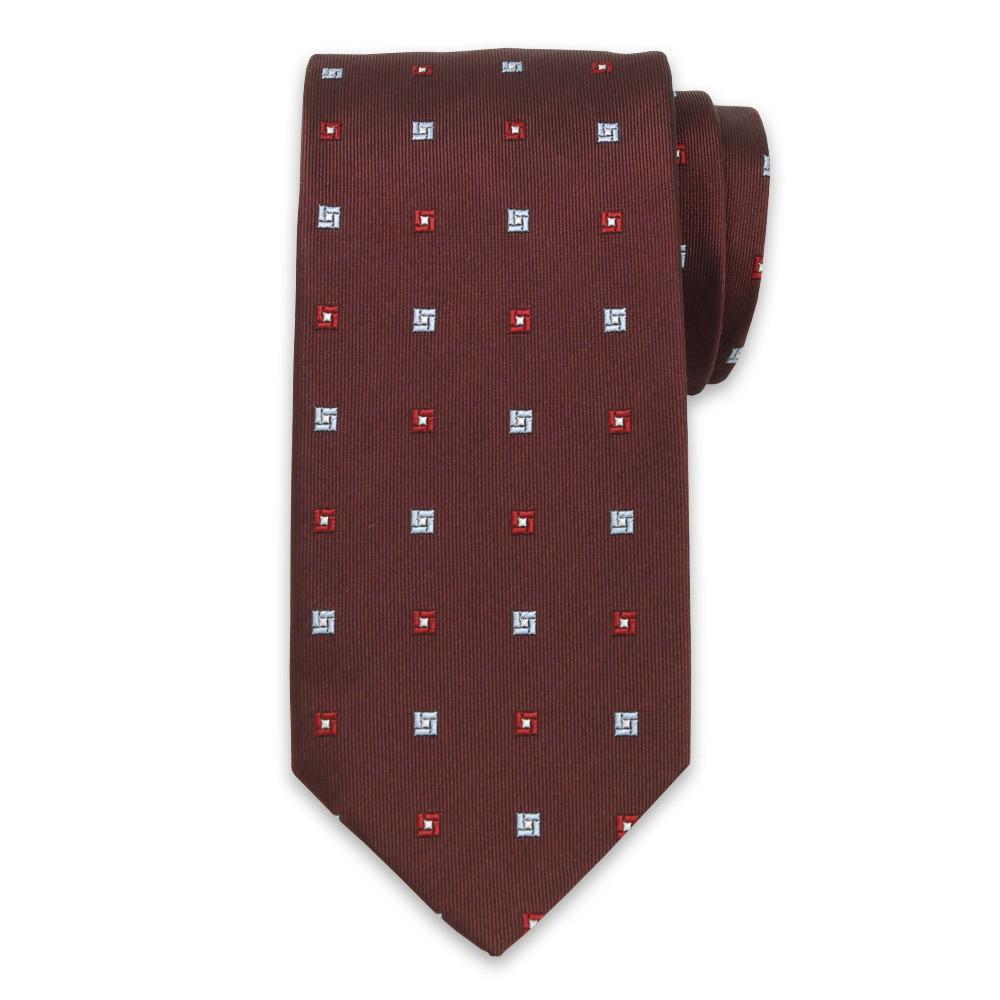 Krawat jedwabny (wzór 80)