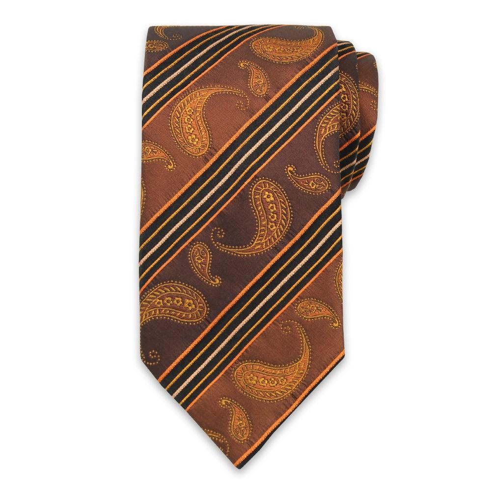 Krawat jedwabny (wzór 91)