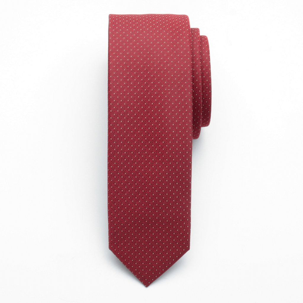 Krawat wąski (wzór 424)