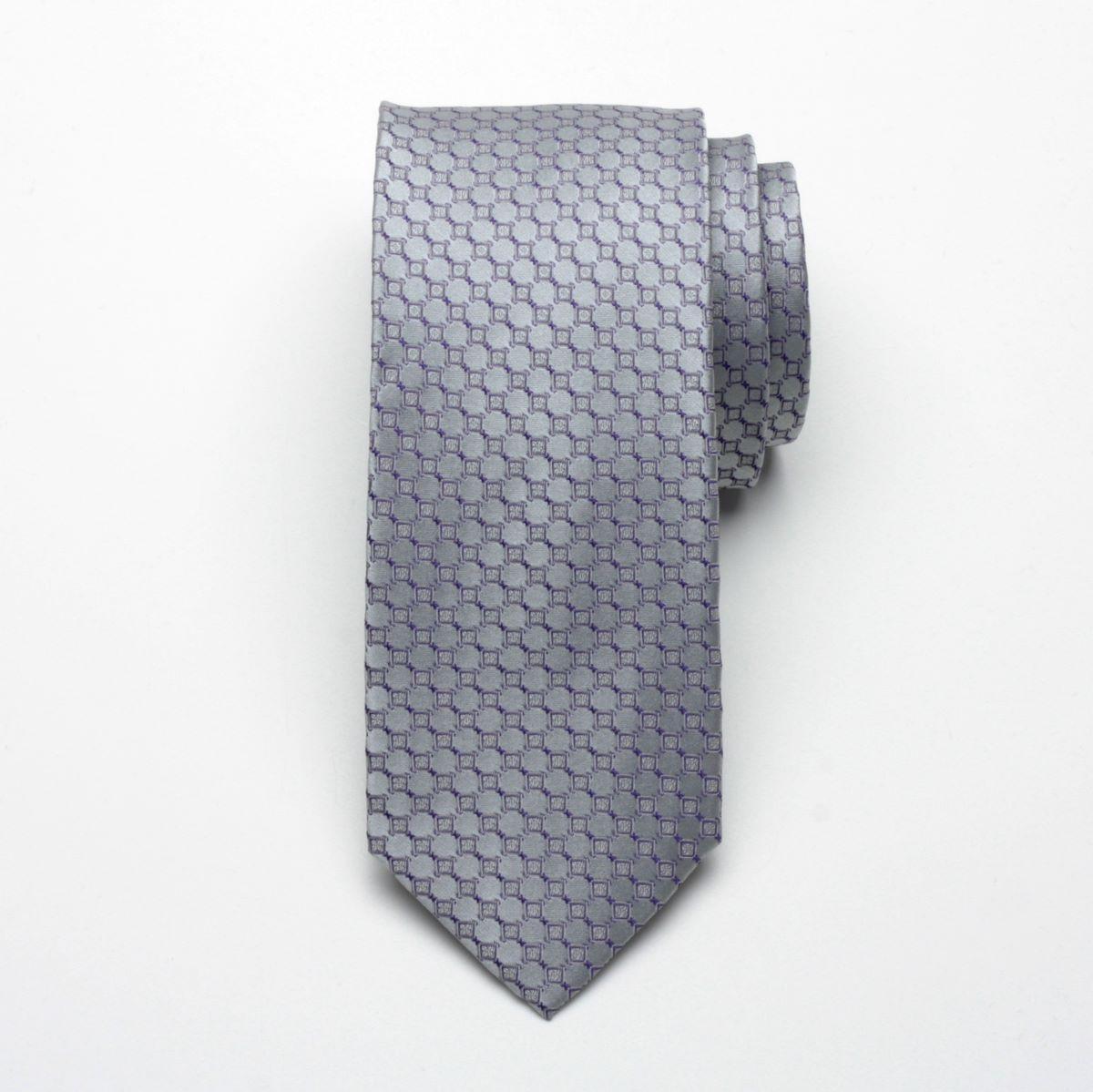 Krawat jedwabny (wzór 9)