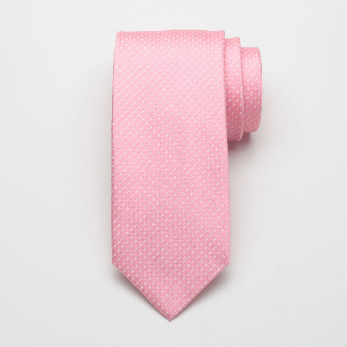 Krawat jedwabny Fine Selection (wzór 57)