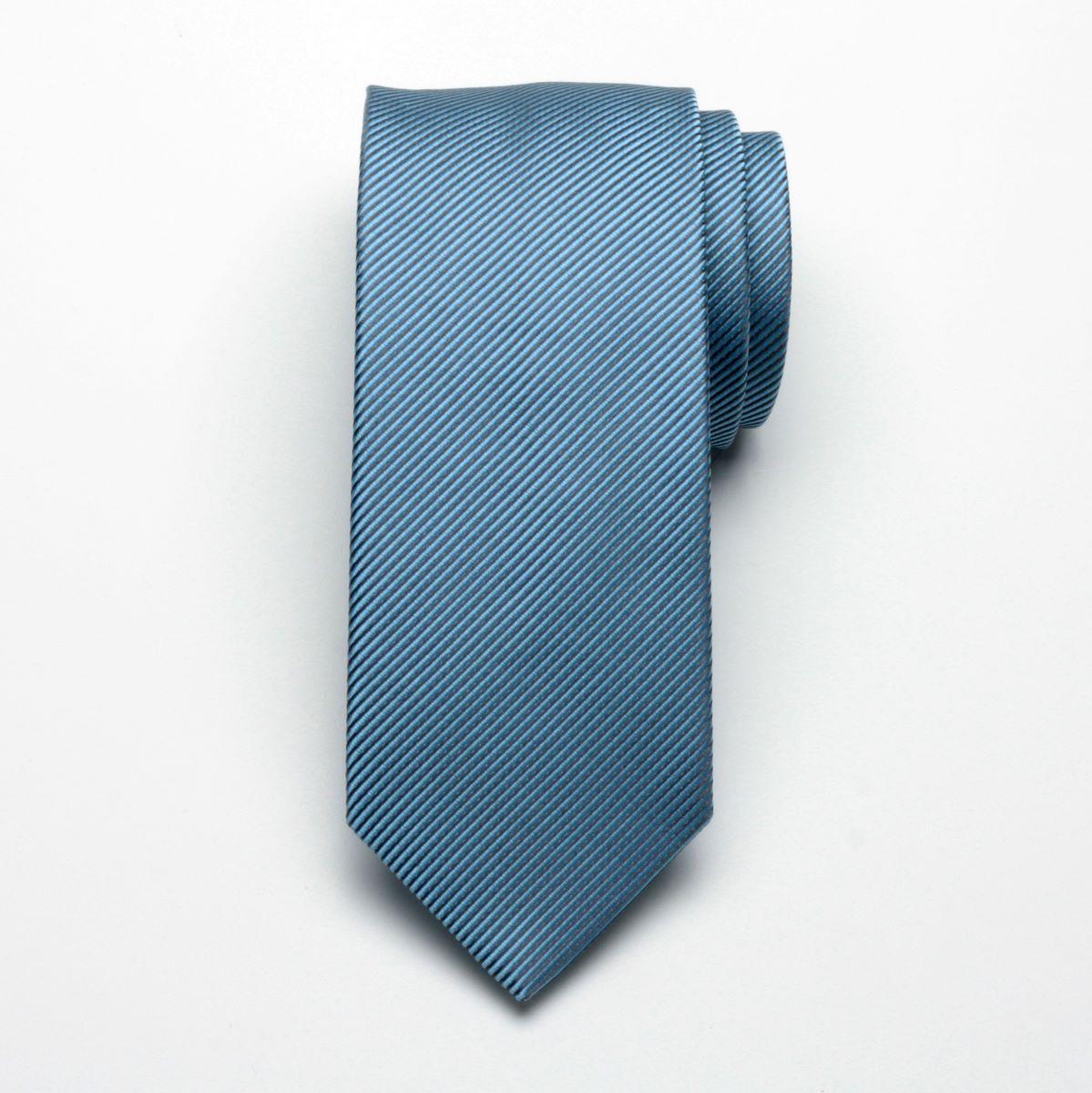 Krawat jedwabny Fine Selection (wzór 65)