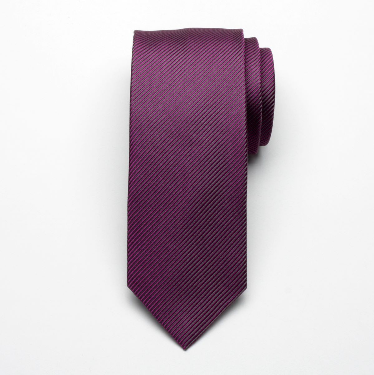 Krawat jedwabny Fine Selection (wzór 67)