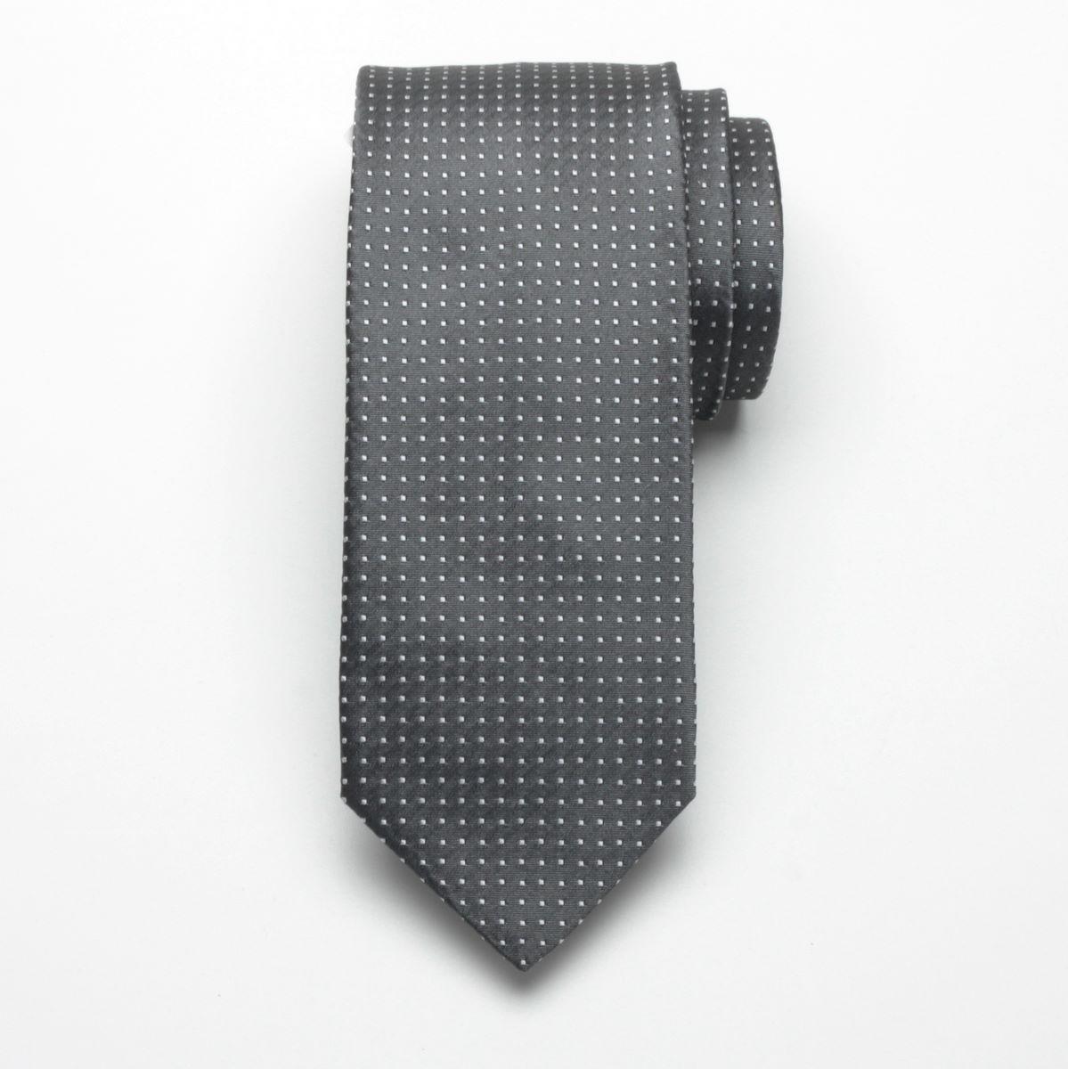 Krawat jedwabny Fine Selection (wzór 74)