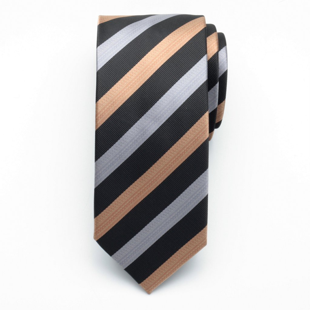 Krawat microfibra (wzór 485)