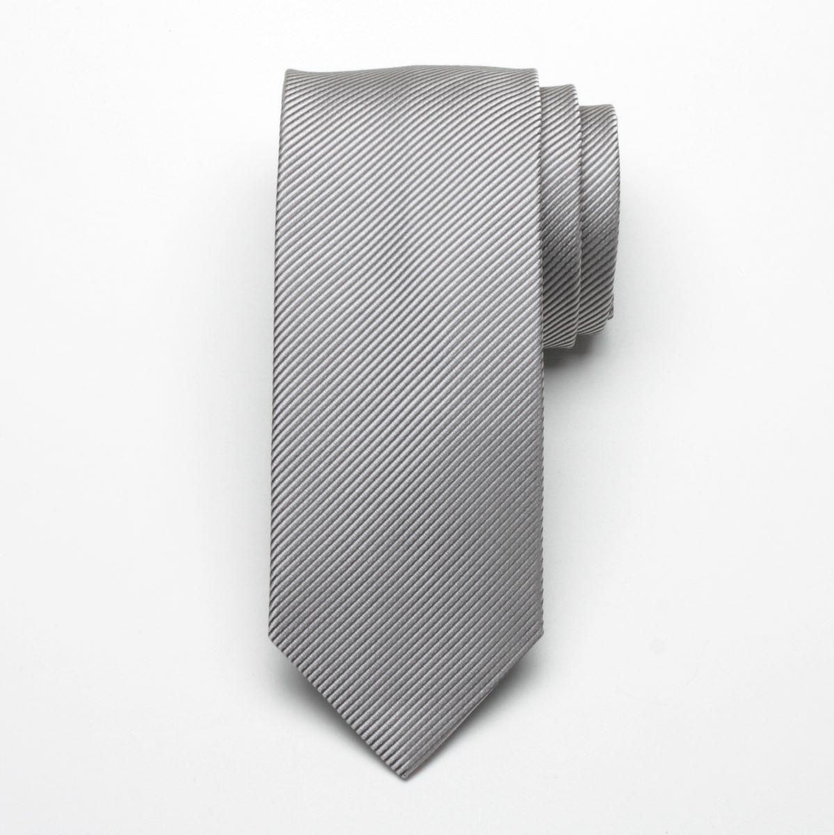Krawat jedwabny Fine Selection (wzór 59)
