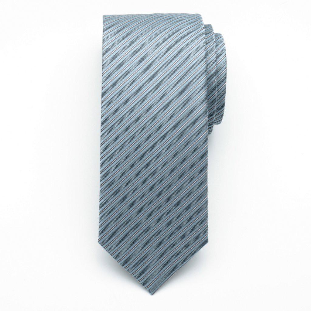 Krawat microfibra (wzór 487)