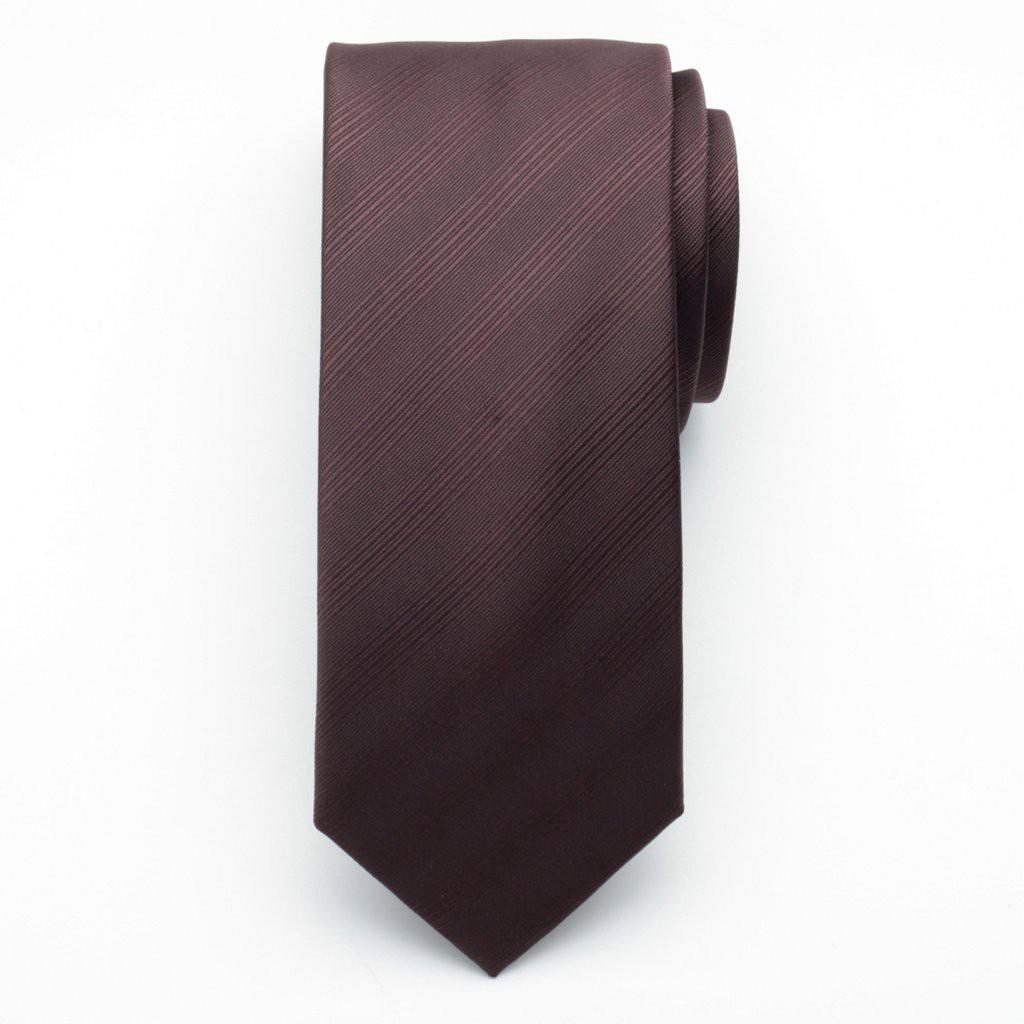 Krawat microfibra (wzór 493)