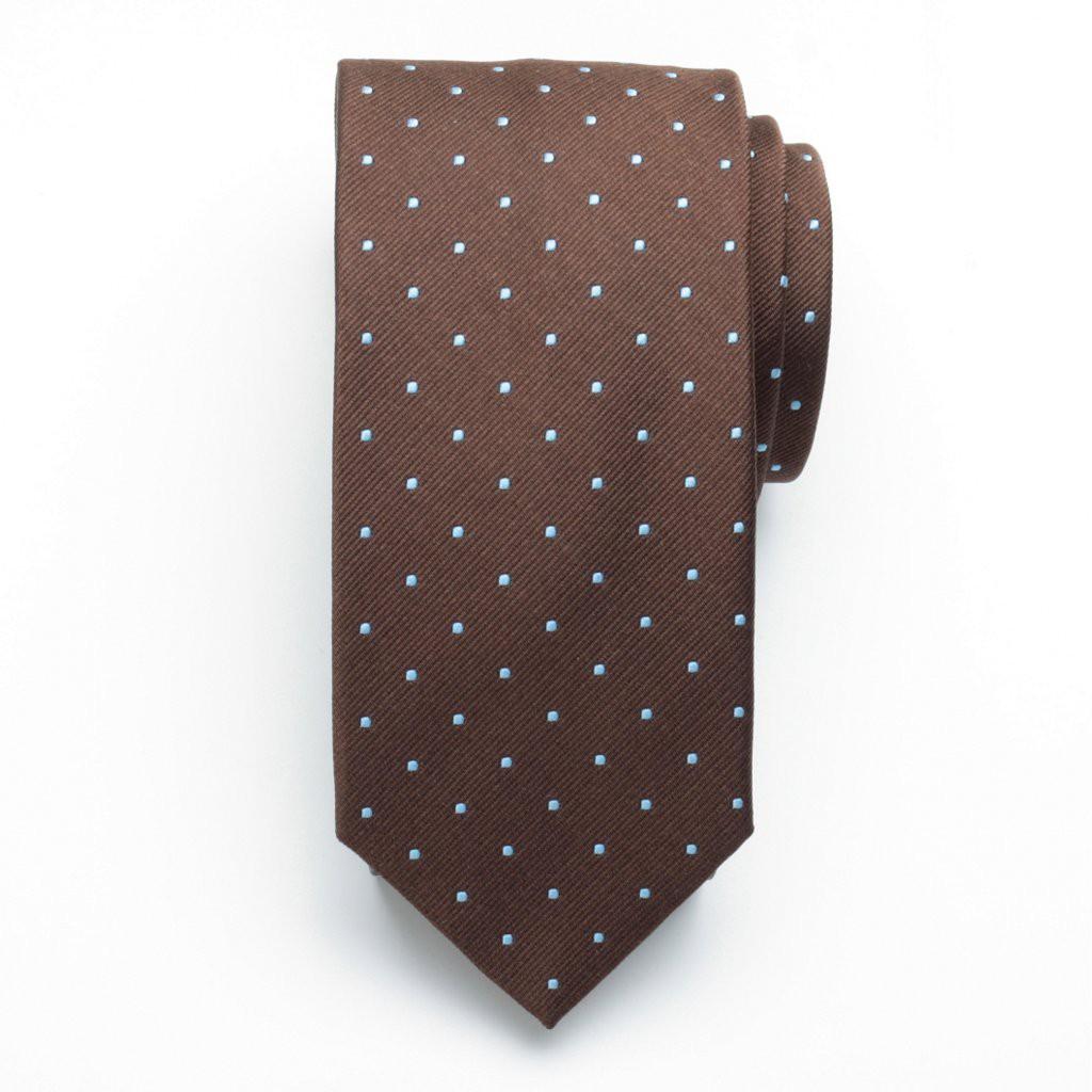 Krawat jedwabny (wzór 151)