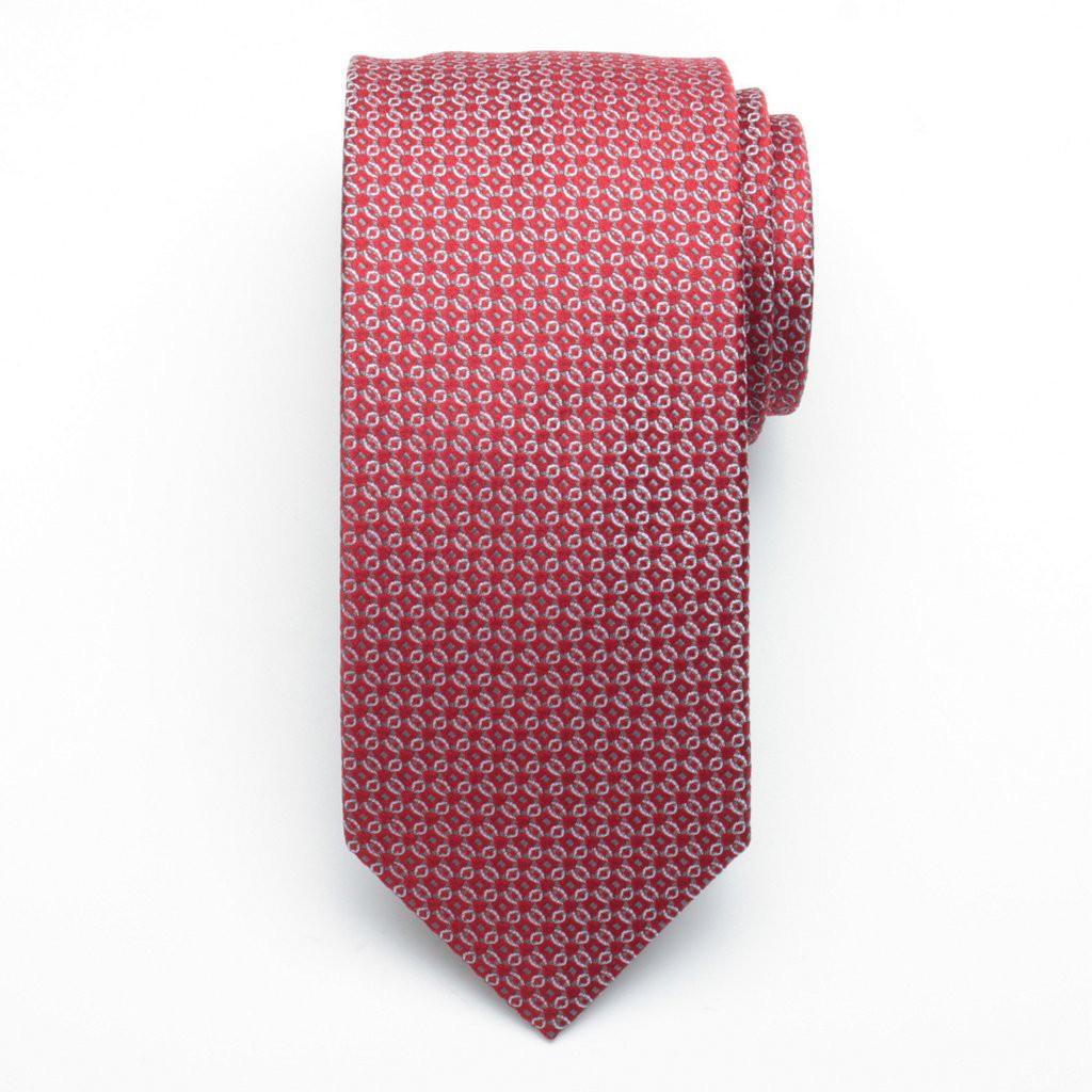 Krawat jedwabny (wzór 153)