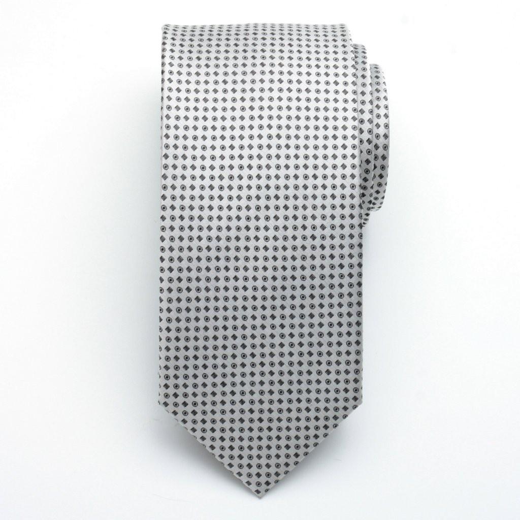 Krawat jedwabny (wzór 156)