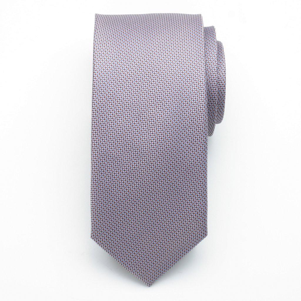 Krawat jedwabny (wzór 158)