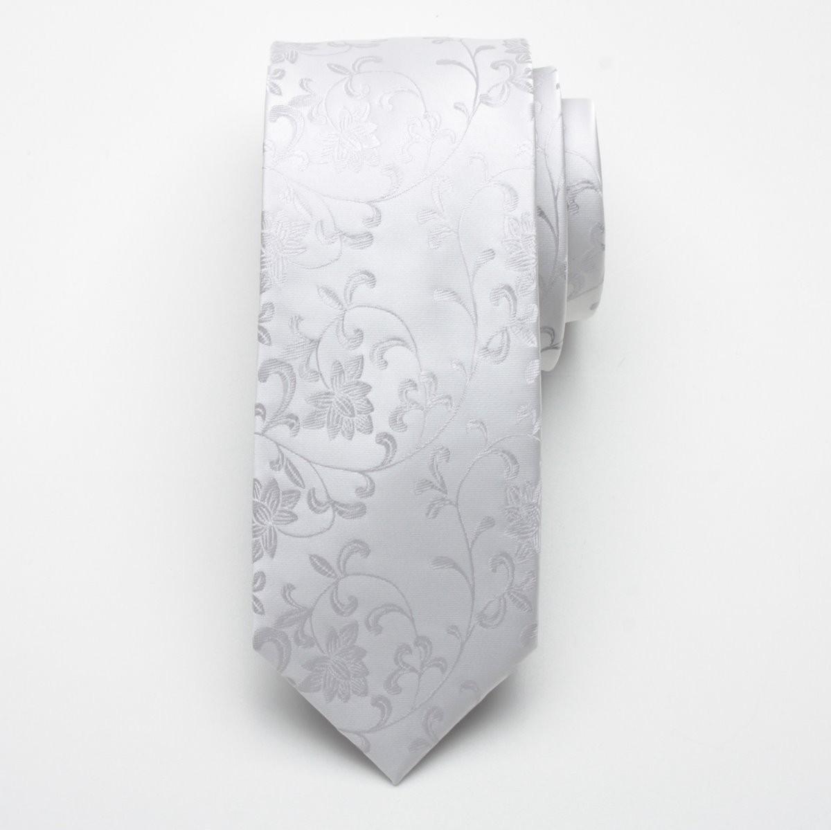 Krawat ślubny (wzór 4)