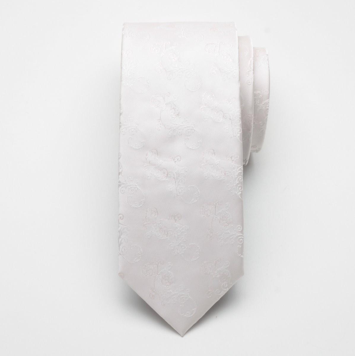 Krawat ślubny (wzór 5)