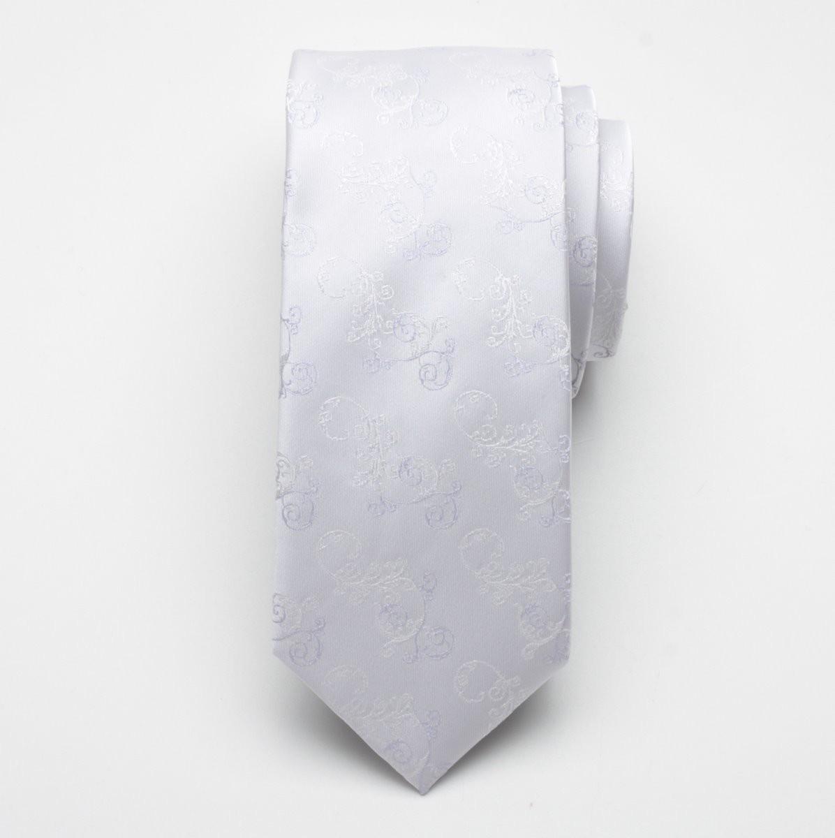 Krawat ślubny (wzór 7)