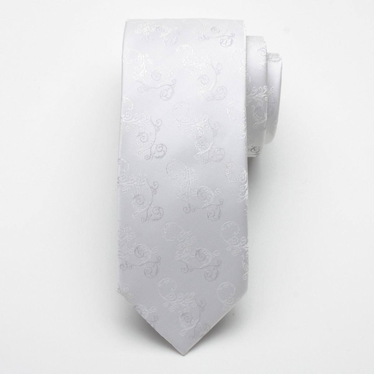 Krawat ślubny (wzór 8)