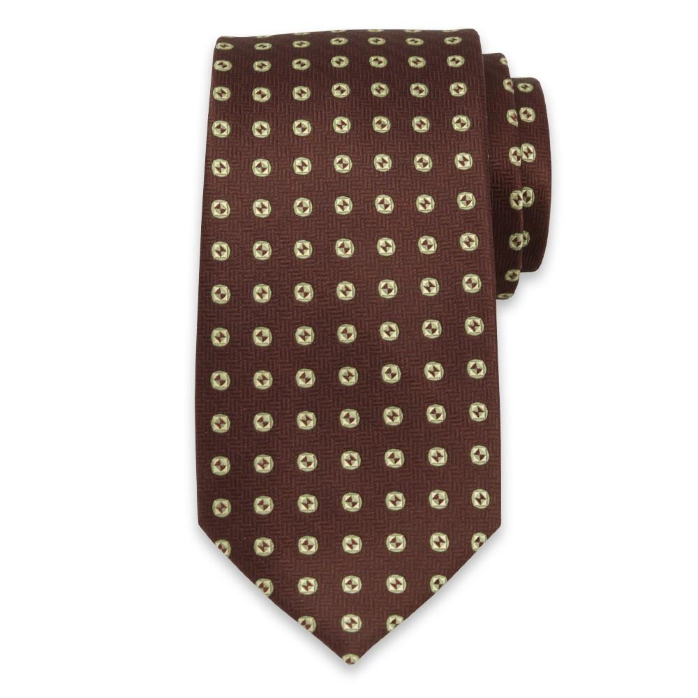 Krawat jedwabny (wzór 134)