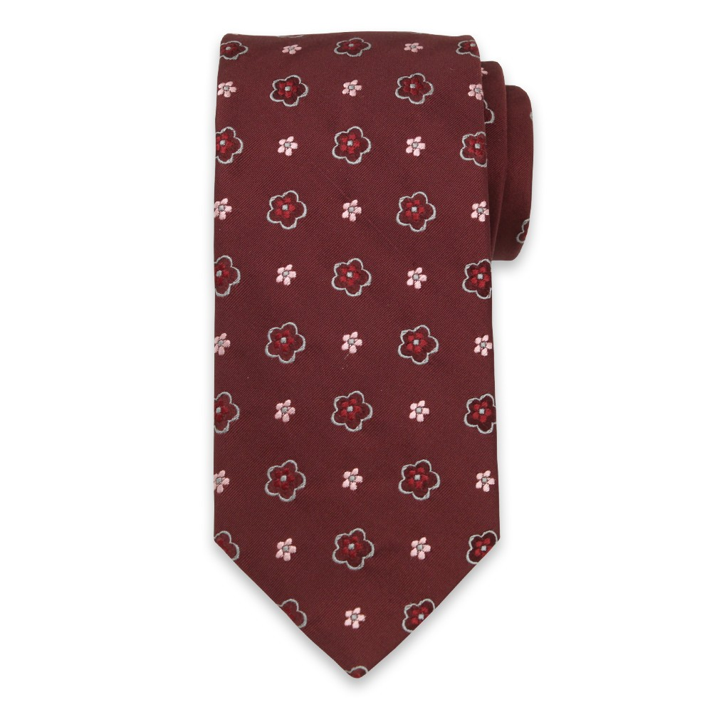 Krawat jedwabny (wzór 150)