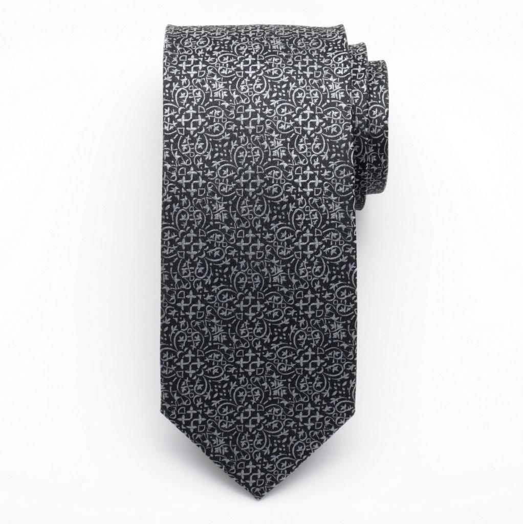 Krawat jedwabny (wzór 159)