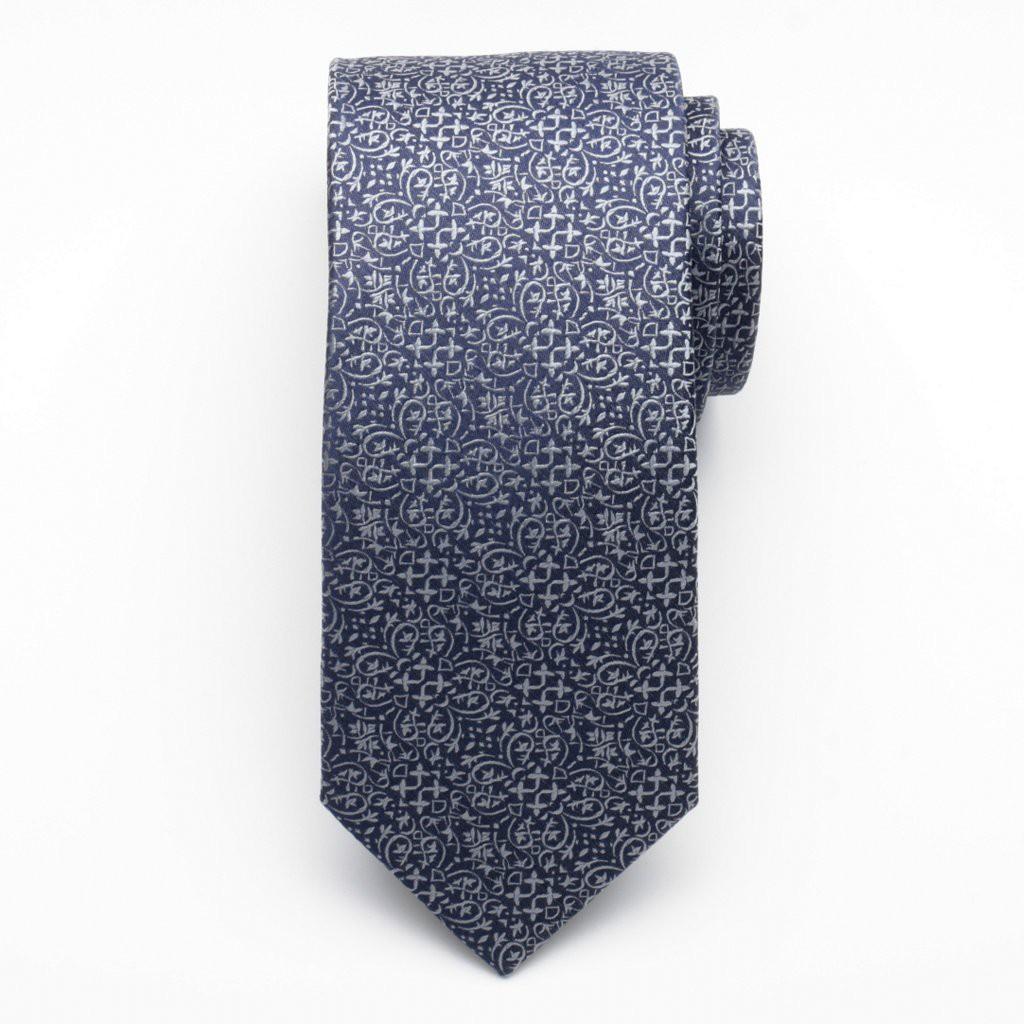 Krawat jedwabny (wzór 160)