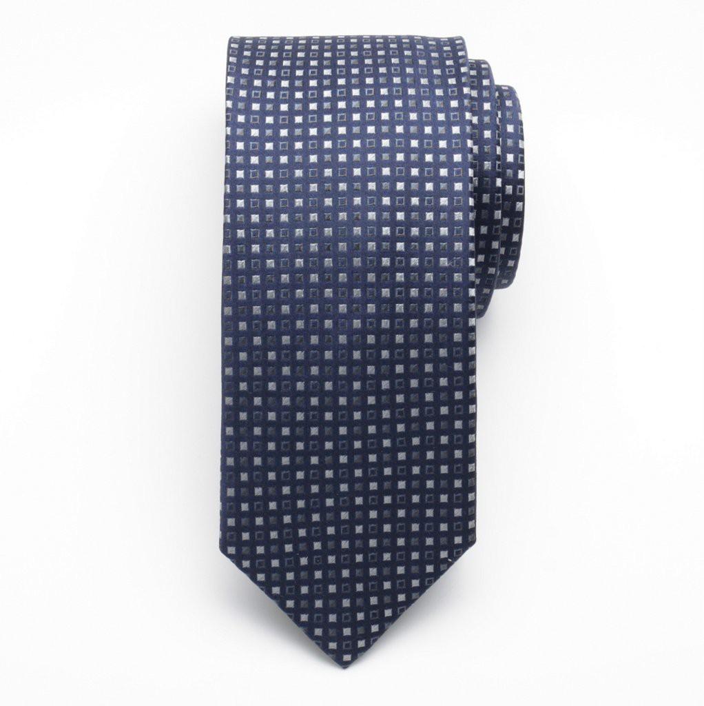 Krawat jedwabny (wzór 163)