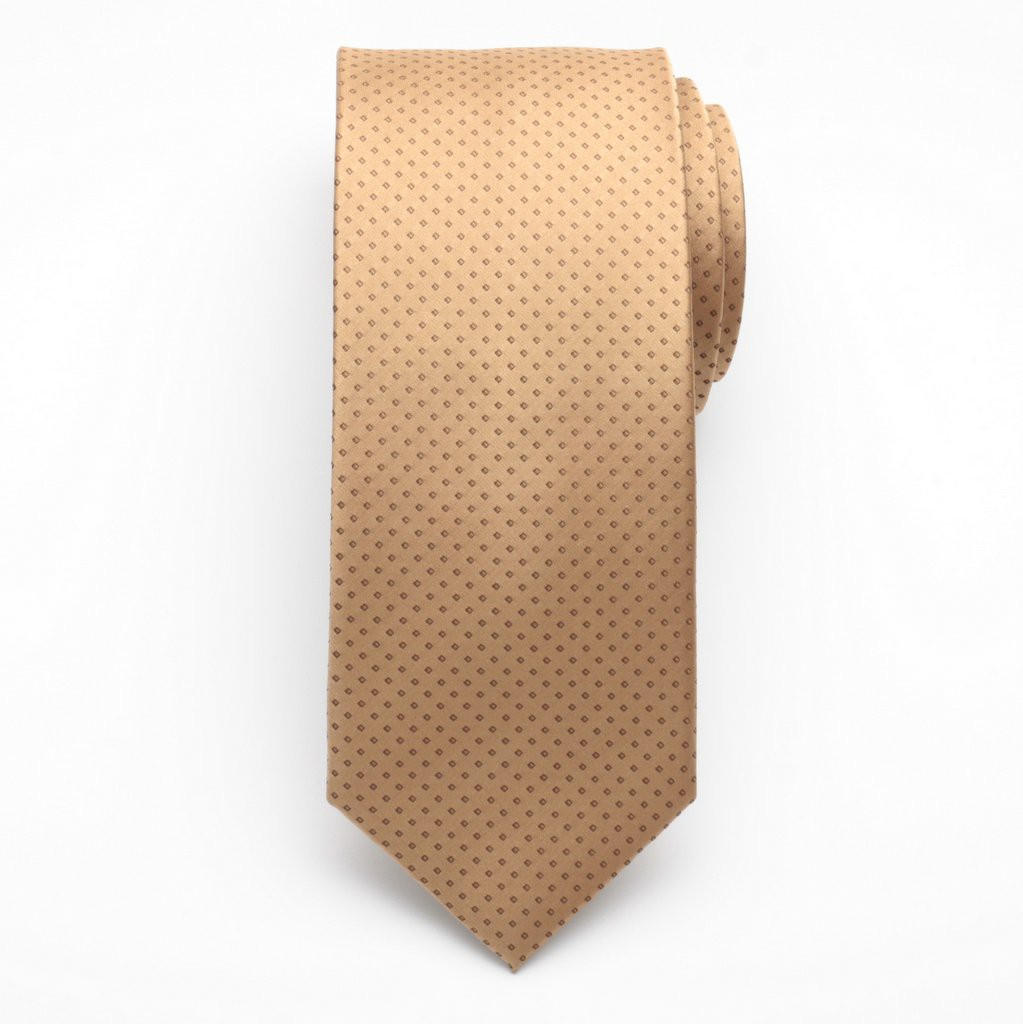 Krawat jedwabny (wzór 165)