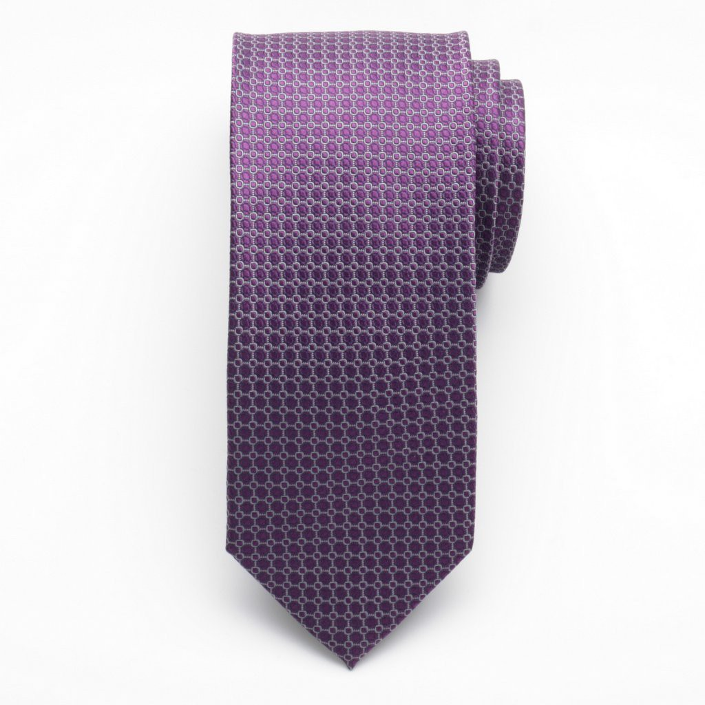 Krawat jedwabny (wzór 167)