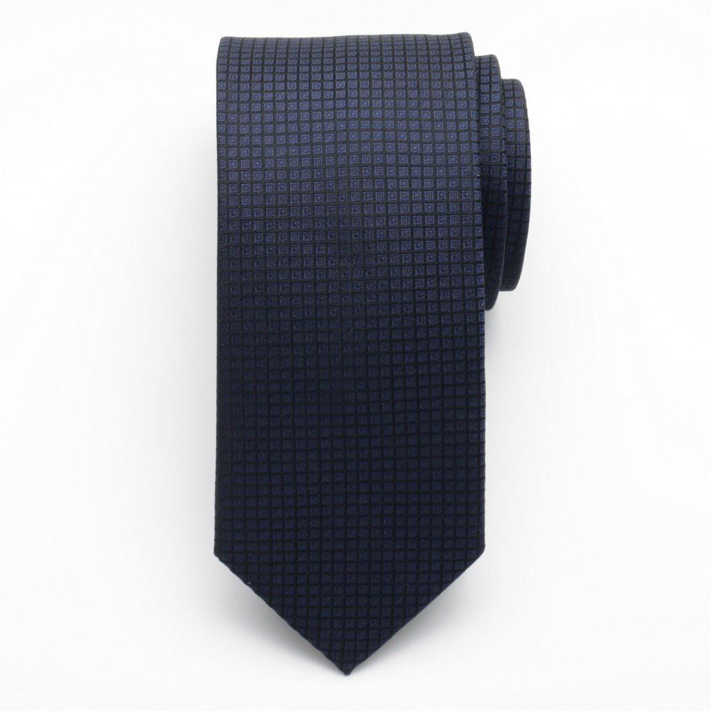 Krawat jedwabny (wzór 168)