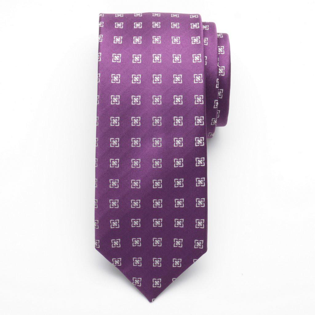 Krawat jedwabny (wzór 174)