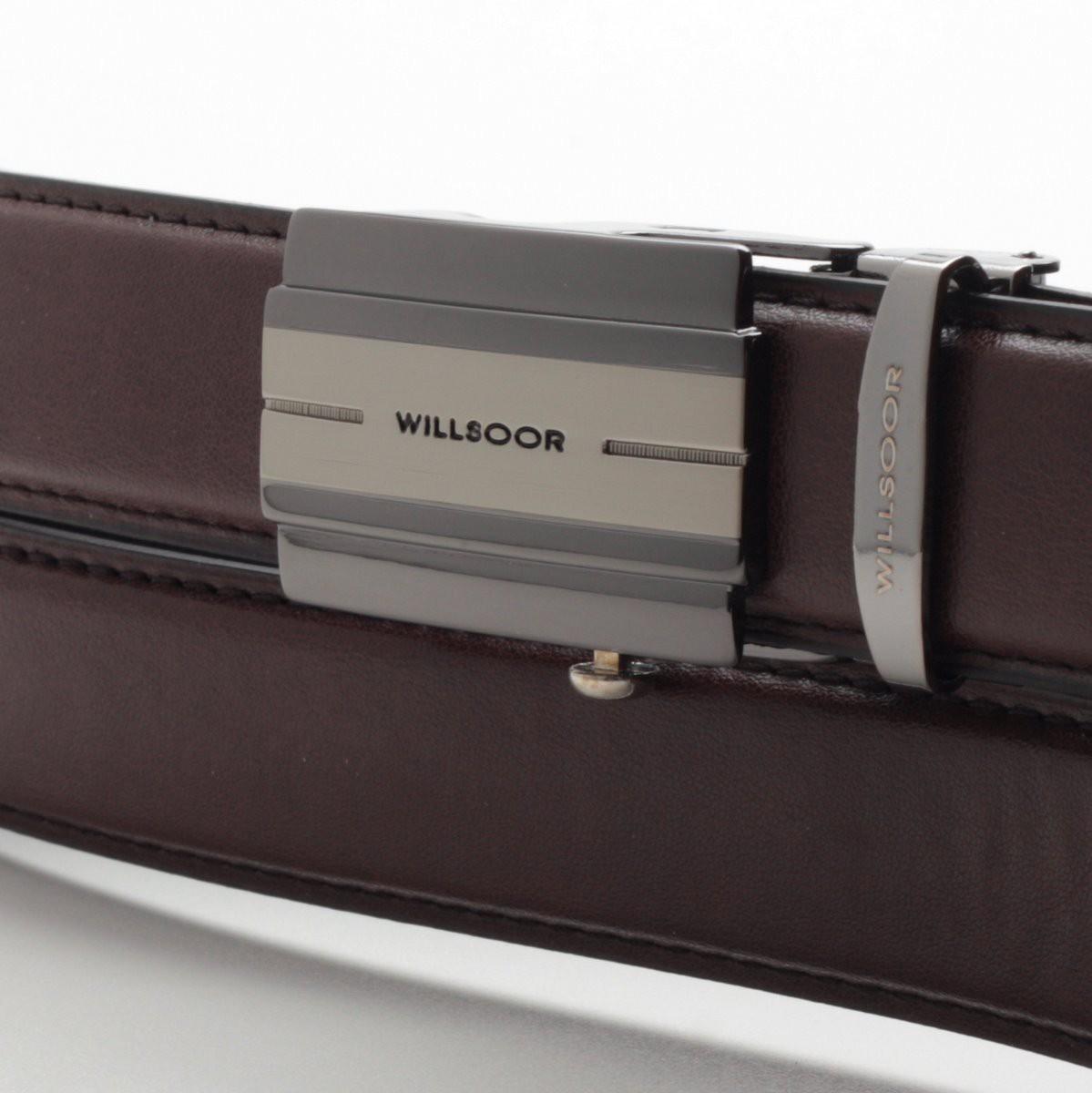 Pasek skórzany automatyczny Willsoor