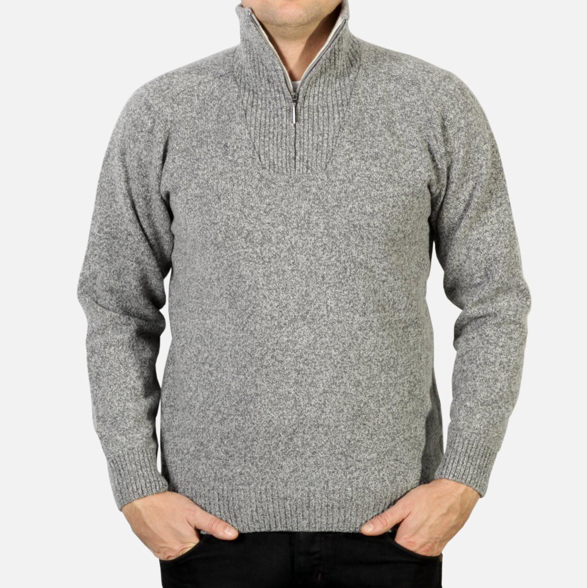 Sweter Jacob Zip