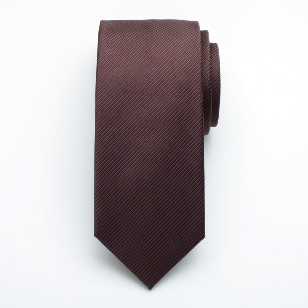 Krawat microfibra (wzór 252)
