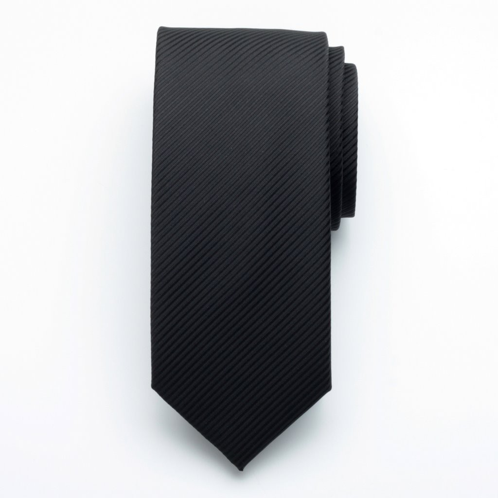 Krawat microfibra (wzór 253)